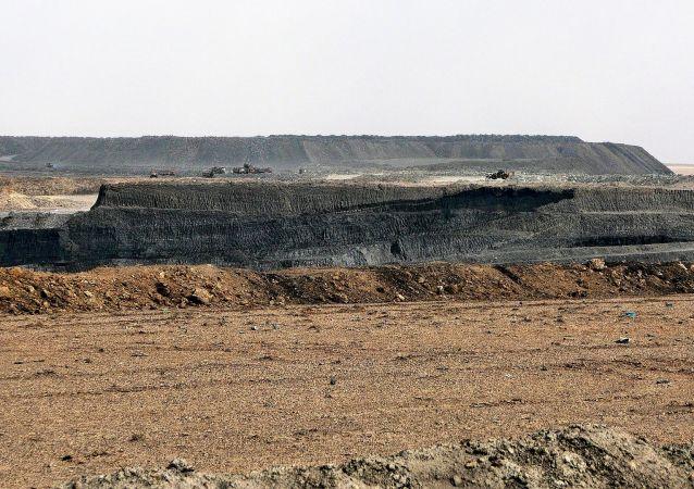 塔本陶勒盖煤田