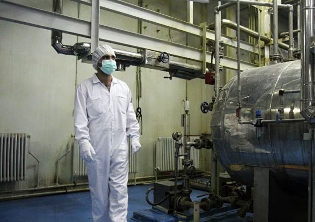 伊朗查明参与破坏纳坦兹核设施的人员身份