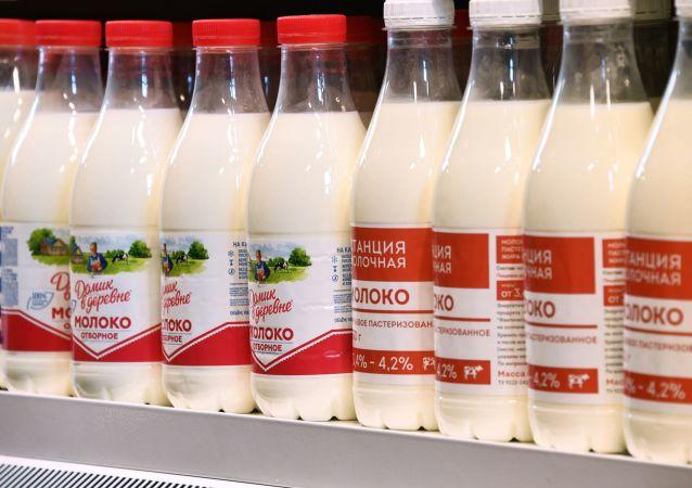 俄专家:俄罗斯乳制品在中国市场拥有巨大潜力