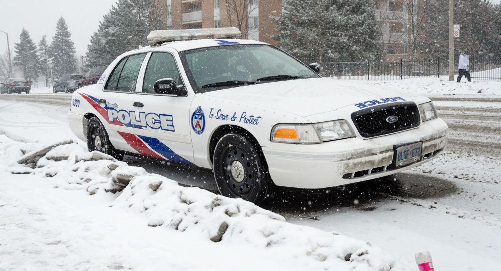 加拿大警察