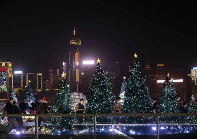 香港特区2021年农历新年烟花汇演及元宵彩灯会取消