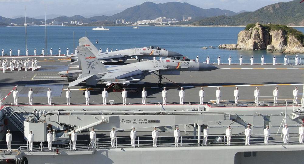 中国大陆完全掌握对台军事威慑主导权,不会随美国起舞