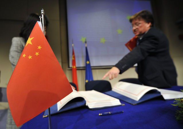瑞典议员称中俄对欧盟分裂感兴趣