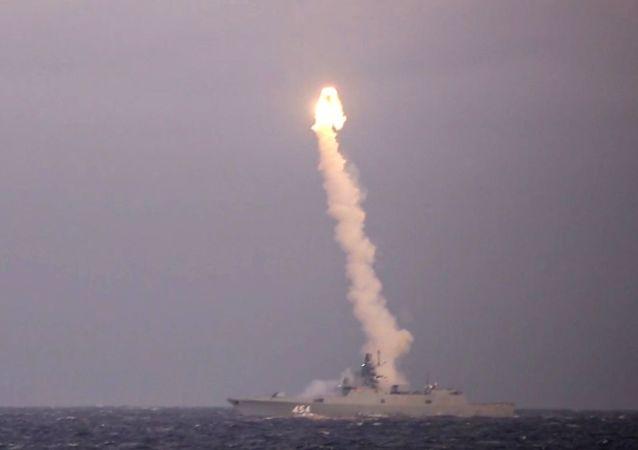 """俄新型""""小精灵""""高超音速导弹定于2023年测试"""