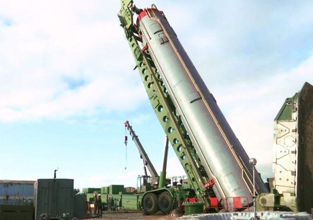 俄正在研发无线监控核导弹发射井状态的系统