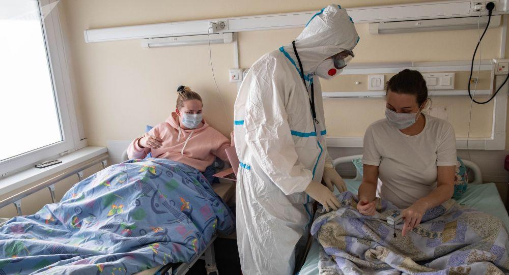 俄罗斯新增新冠病毒感染病例22934例