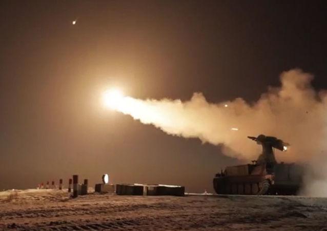 新型防空导弹9M333
