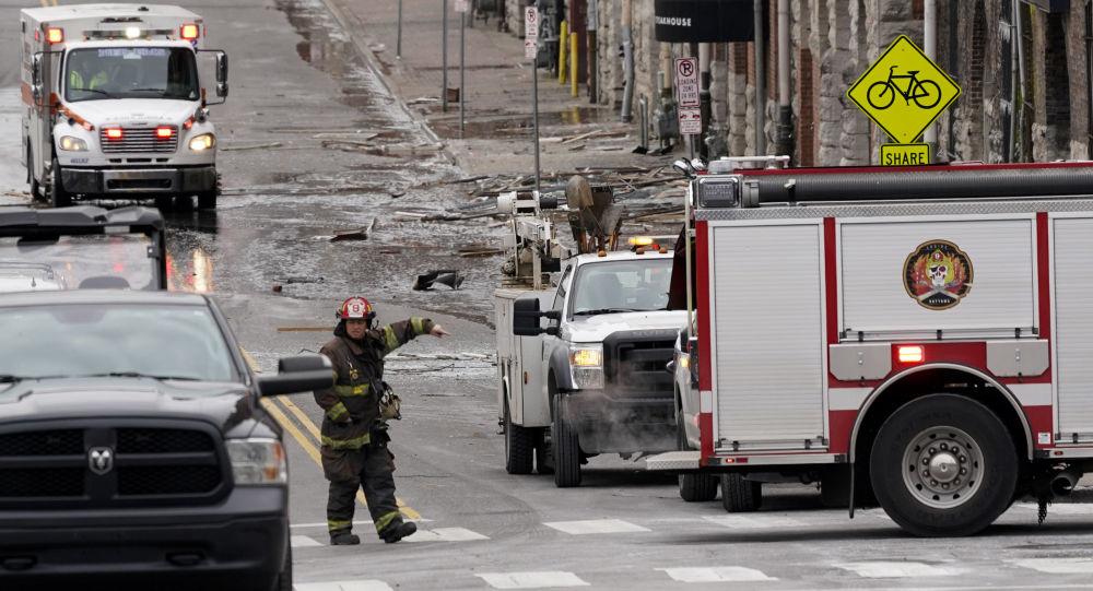 媒体:美国一化工厂起火致3000人被疏散