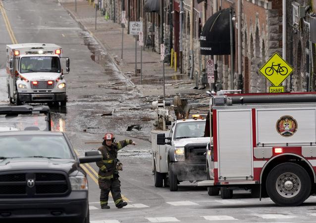 美媒:调查人员认为纳什维尔爆炸事件与自杀有关
