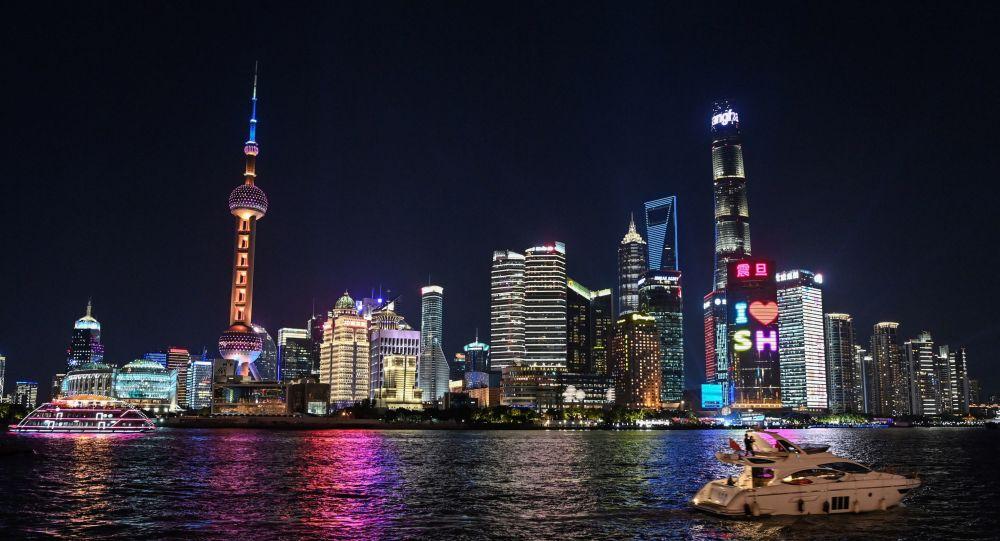 中国成为全球唯一实现正增长的主要经济体