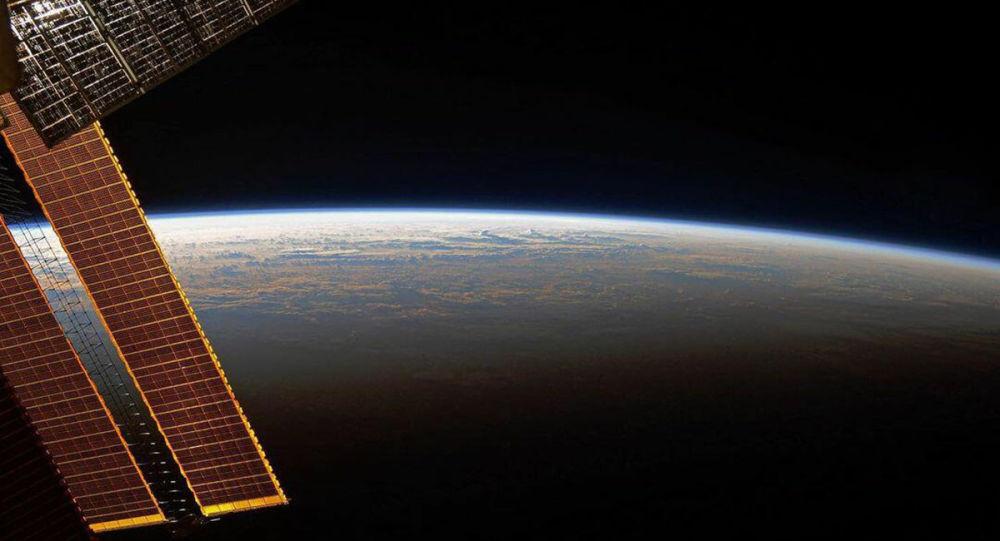 国际空间站的漏气速度为每天0.4毫米汞柱以下 远低于事故值