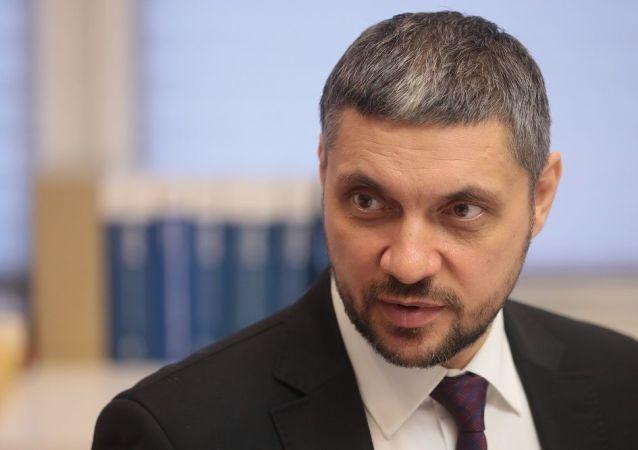俄罗斯外贝加尔边疆区行政长官亚历山大·奥西波夫