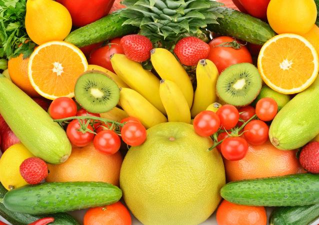 水果和蔬菜如何影响免疫力