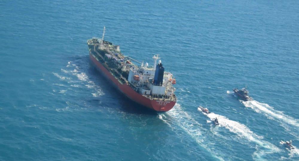 韩媒:韩方同伊朗就伊扣留韩国船只问题的谈判未能取得成果
