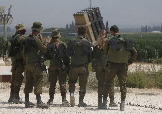 """以色列新一代""""铁穹""""防御系统测试工作结束"""
