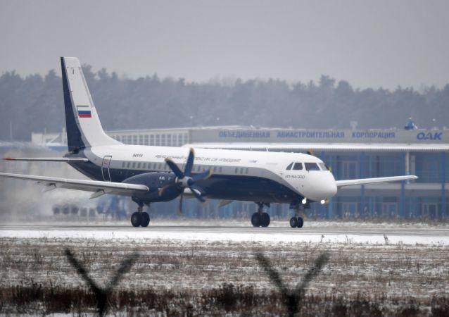 俄罗斯新型客机伊尔-114-300