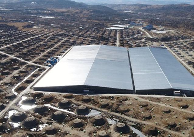 中国高海拔宇宙线观测站水切伦科夫探测器