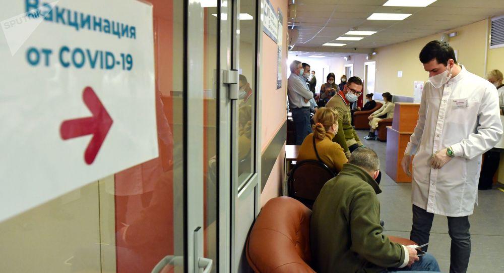 莫斯科市长呼吁市民尽快接种新冠疫苗