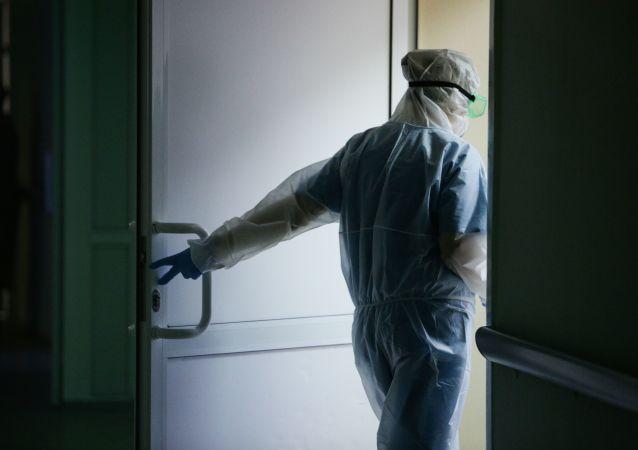 俄抗疫指挥部:单日新增23309例新冠病例,累计感染3379103例