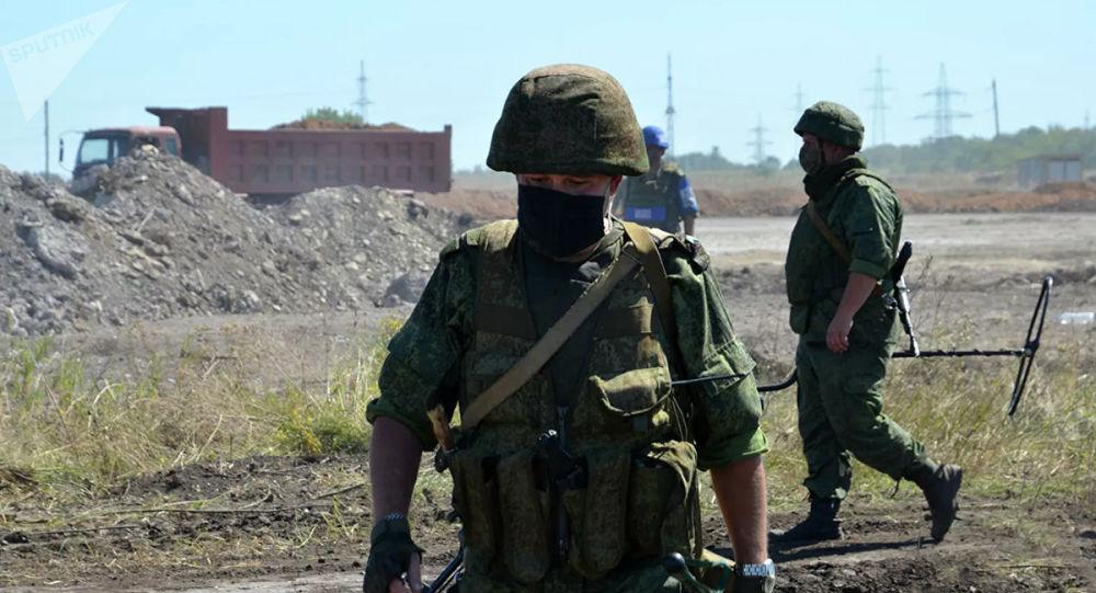 """美国等国家讨论俄罗斯""""在乌克兰边界附近增强军事活动""""情况"""