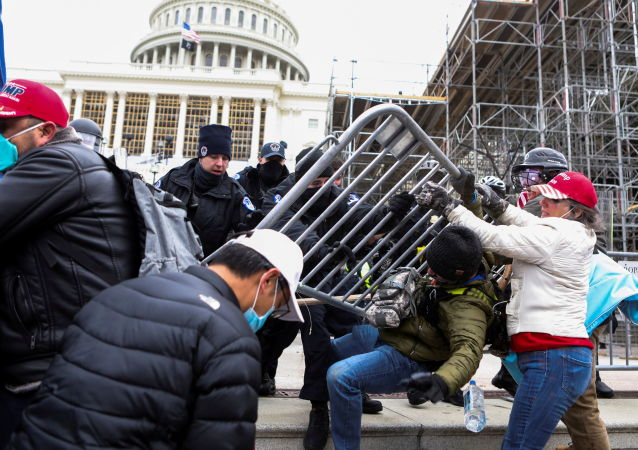 特朗普最初曾拒绝在国会大厦区域部署国民警卫队