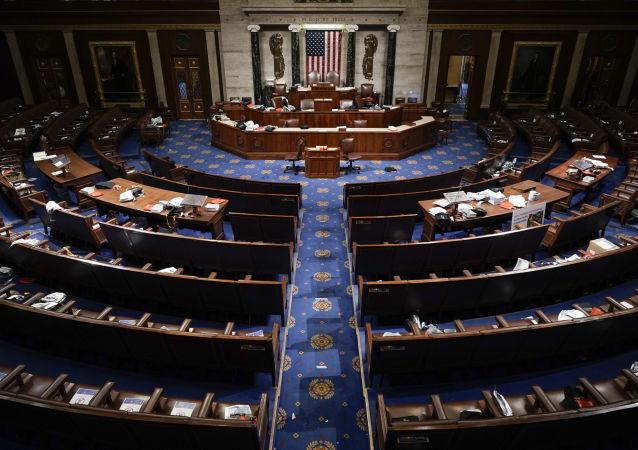 美国国会认证大选结果联席会议复会