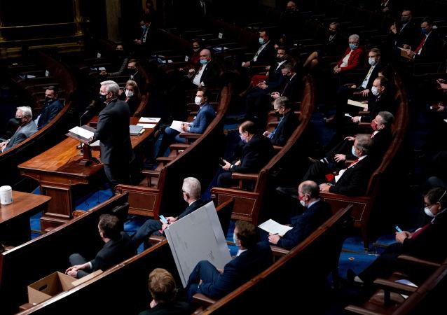 美众议院预算委员会批准1.9万亿新冠援助议案