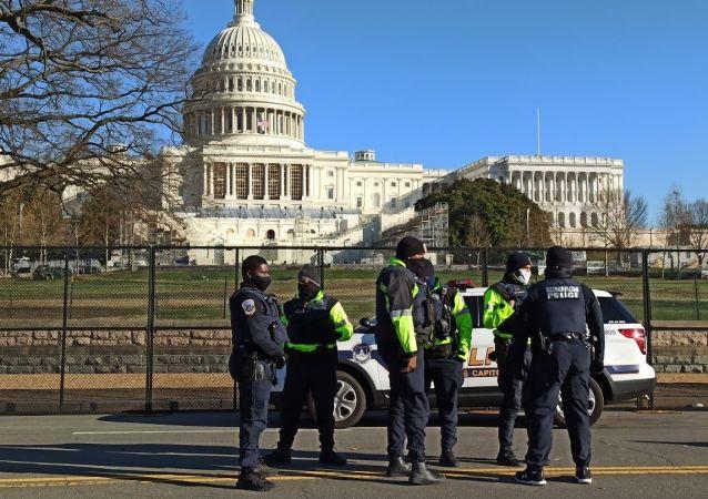 华盛顿市长与相邻两州州长呼吁就职典礼日不要前往首都