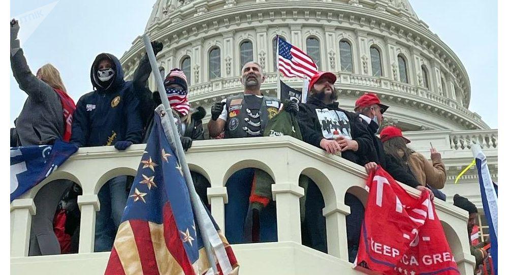 攻击美国国会