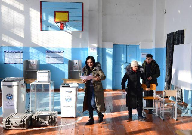 上合组织秘书长:吉尔吉斯总统选举公开、自由、合法