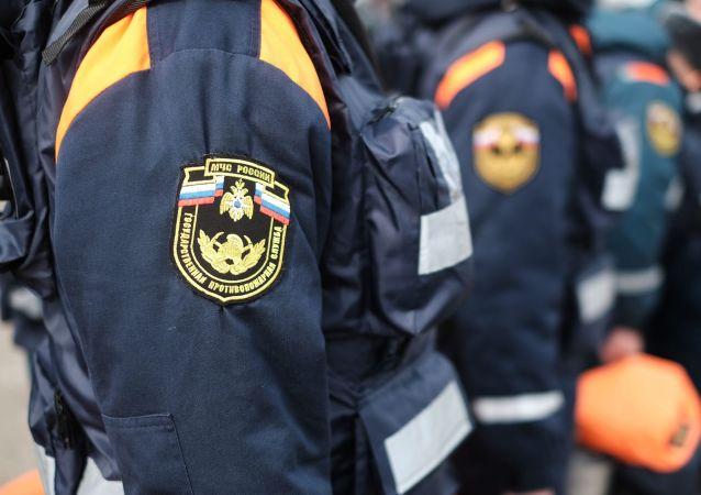 俄紧急情况部:莫斯科西南部火灾中无人死亡 两人仍在抢救