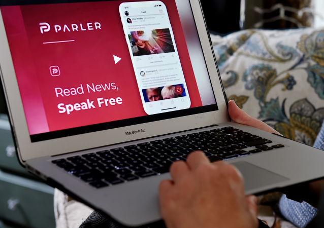 谷歌封锁特朗普支持者使用的Parler应用程序