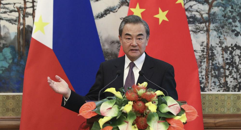 中国在努力加强对亚洲外交