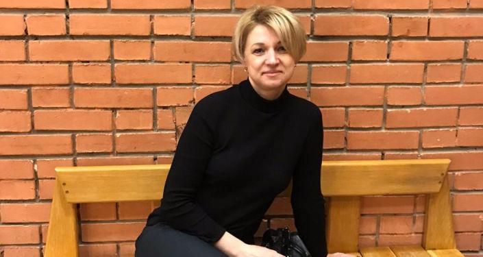 心理学家叶琳娜·伊利依娜