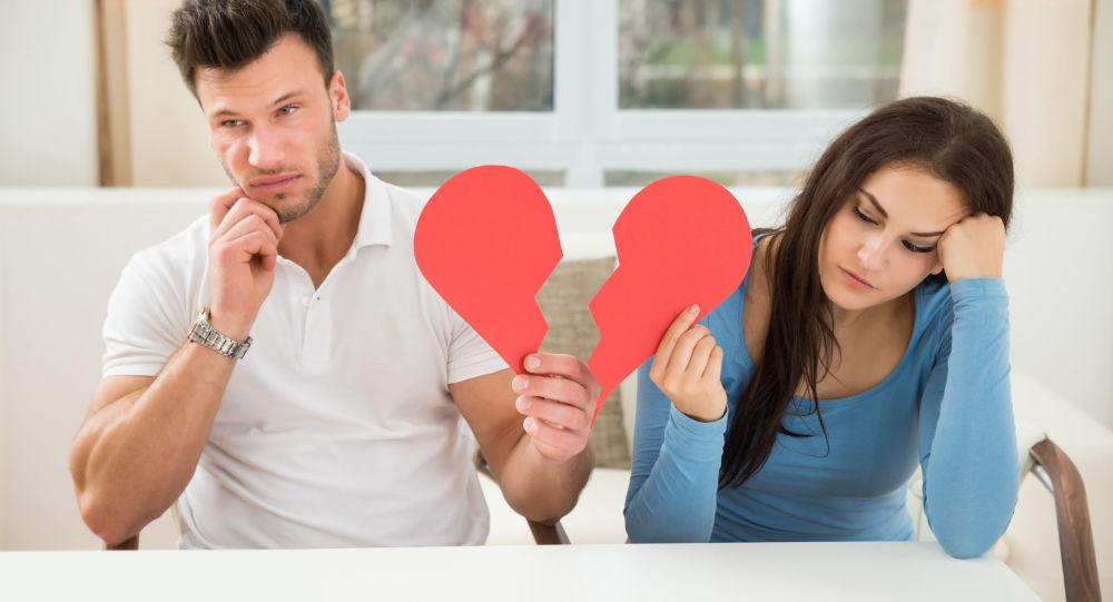 俄罗斯离婚率位居世界前十