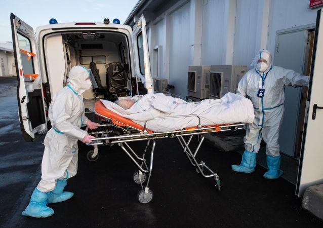 俄消费者权益保护局:俄罗斯已发现近1500种新冠病毒突变