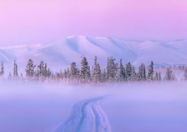 冬天的惊艳色彩,哪里可以遇见俄罗斯的全真七彩