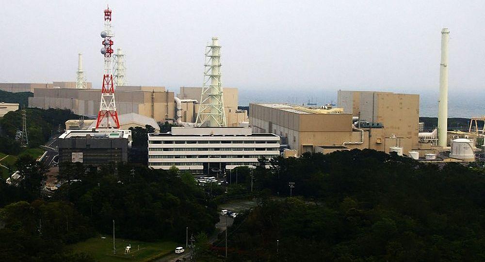 日本滨冈核电站