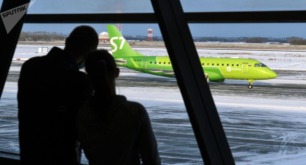新西伯利亚机场