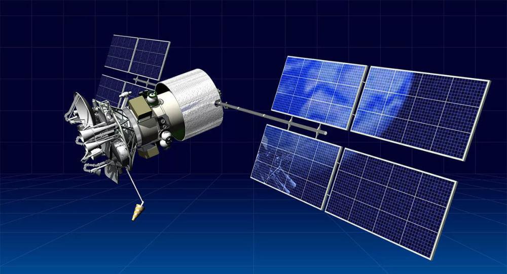 """""""快车-80""""卫星在被送入太空5个月后飞抵工作点"""
