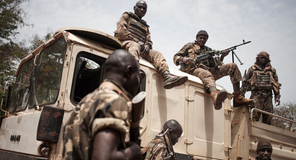 中非共和国军队
