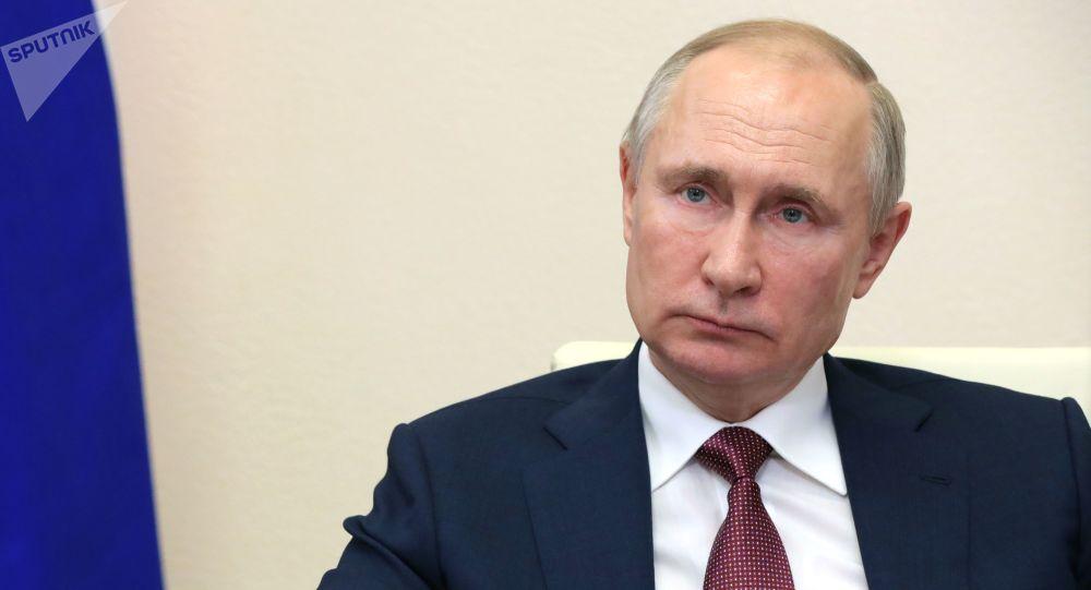 普京表示,全球安全体系正在退化