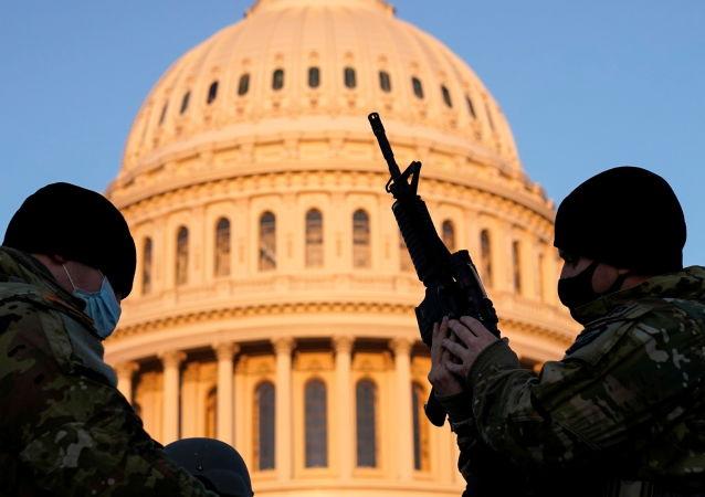 7000名士兵已在华盛顿 其数量将增加两倍