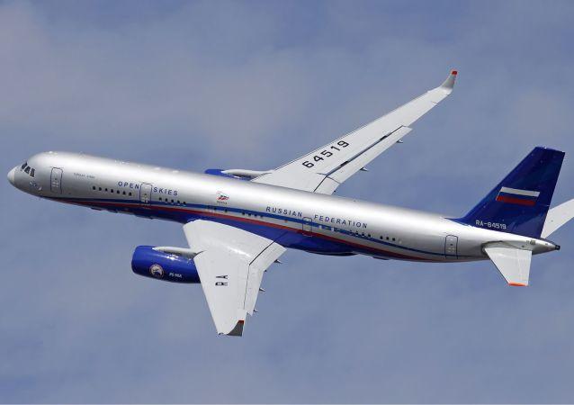 图-214ON飞机