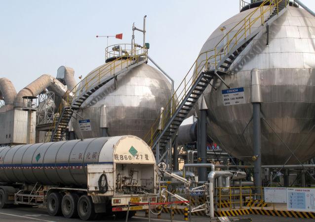 中国海关总署:一季度中国进口原油和天然气分别增长9.5%和19.6%
