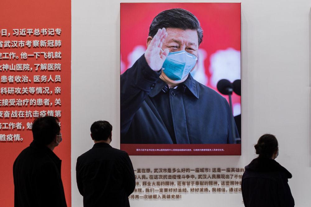 武汉抗击新冠肺炎疫情展览