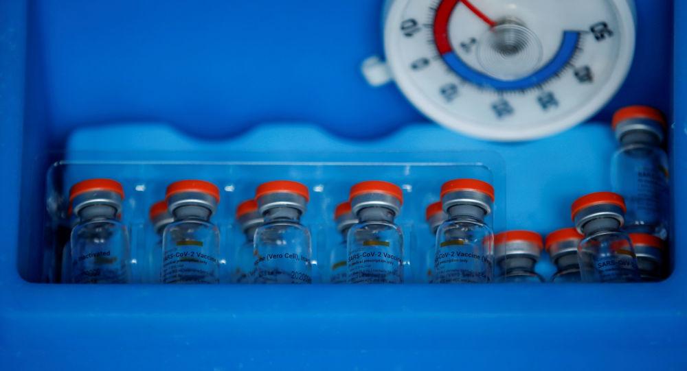 媒体:美国及其盟友正在制定亚洲疫苗分配计划以抵抗中国