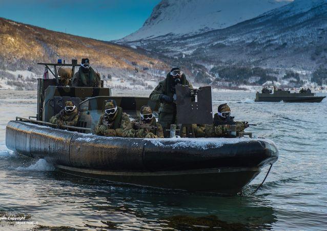 俄外交部:北极军事活动日益提升或使世界退回到冷战