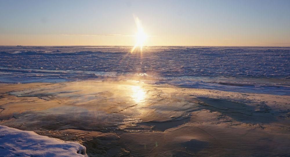 冰川在过去20年中的融化速度增加65%