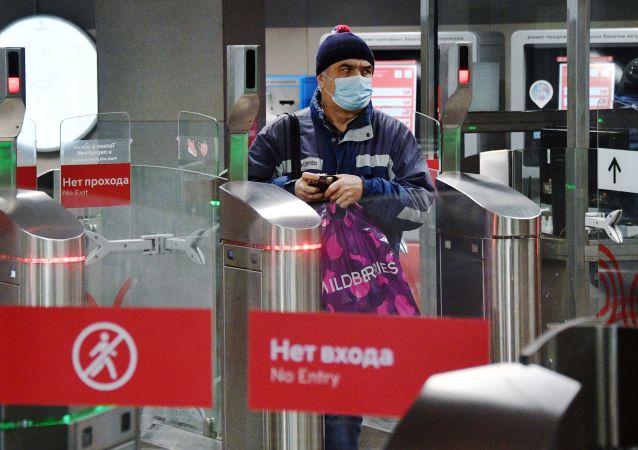 俄罗斯已进入新冠肺炎平稳期 患病率正在下行